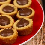 Peanut Butter Fudge Puddles Cookie Recipe