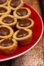 Peanut Butter Fudge Puddles Cookie Recipe