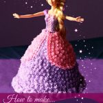 How to Make a Princess Birthday Cake