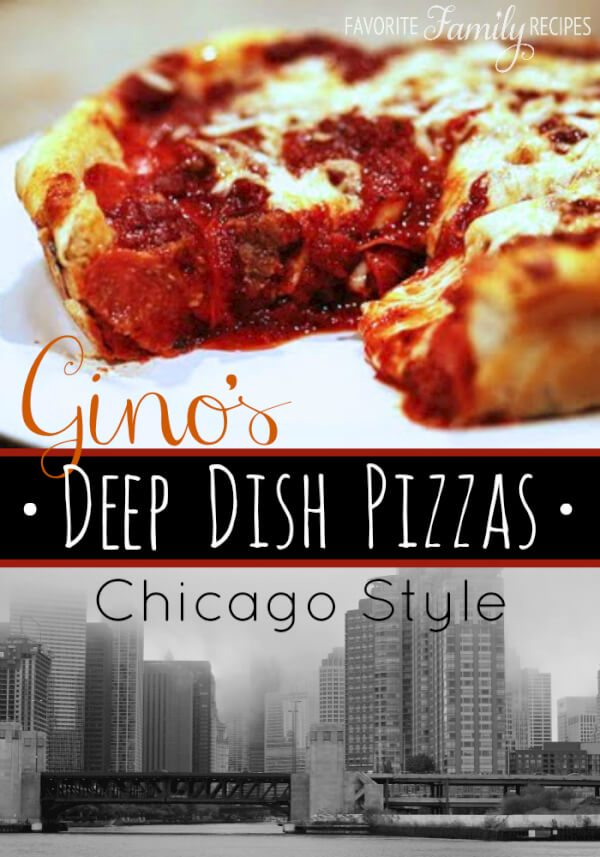 Gino's Deep Dish Pizza