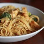 Sweet and Spicy Noodles