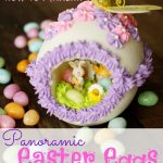 How to make Panoramic Easter Eggs
