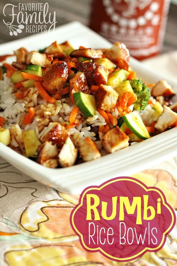 Rumbi Rice Bowls Copycat Recipe