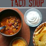 Emily's Southwest Taco Soup