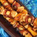 Grilled Caribbean Shish Kabobs