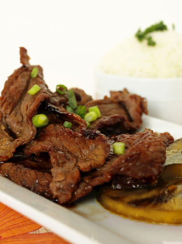 Hawaiian Beef Teriyaki Recipe