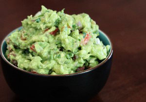 The Best Guacamole from FavFamilyRecipes.com #CafeRioRecipes
