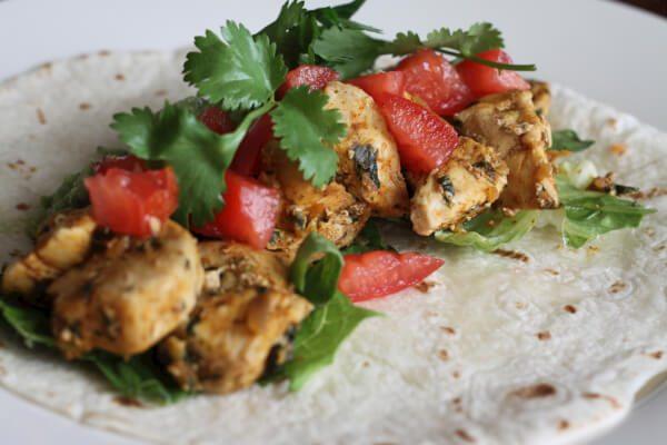 Easy Summer Chicken Tacos -Favorite Family Recipes