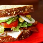 Cobb Salad Sandwiches