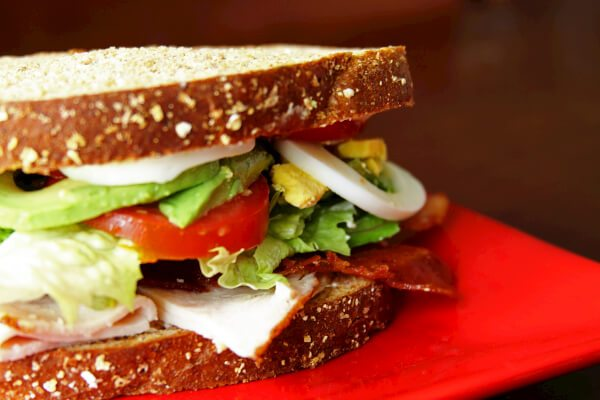 Cobb Salad Sandwiches -Favorite Family Recipes