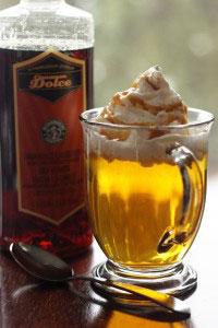 Starbucks Caramel Apple Spice Cider