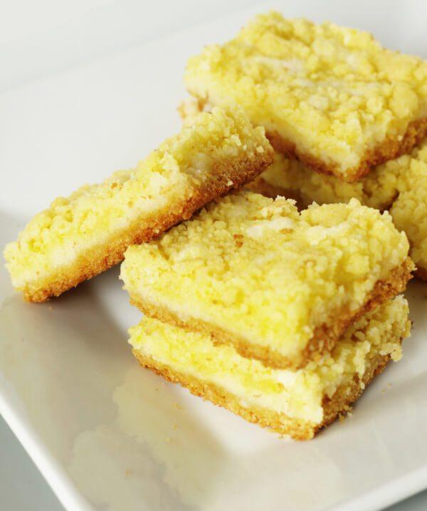 Cream Cheese Lemon Bars | Favorite Family RecipesFavorite Family ...