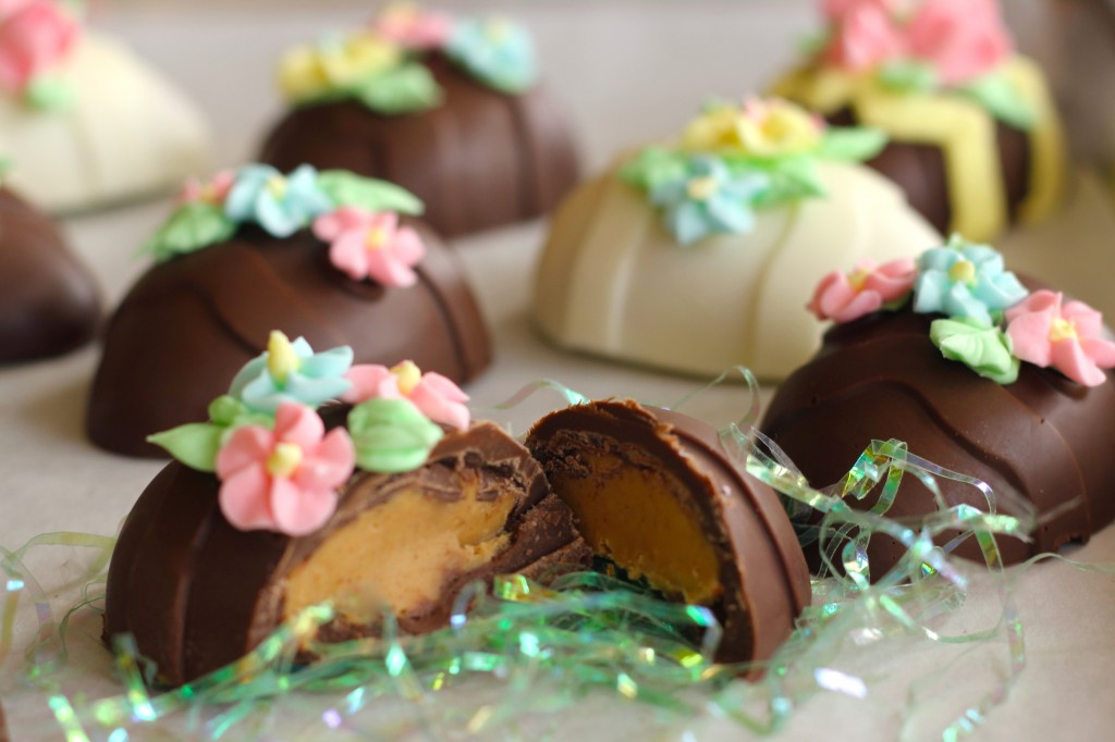 Peanut Butter Eggs 1
