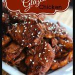 Easy Asian Glazed Chicken Appetizer Recipe