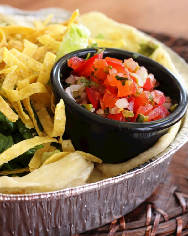 Salsa Fresca (Pico de Gallo) | Favorite Family Recipes