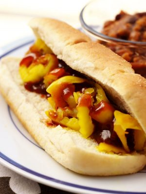 Saucy BBQ Hot Dogs