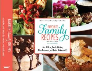 Favorite Family Recipes Cookbook