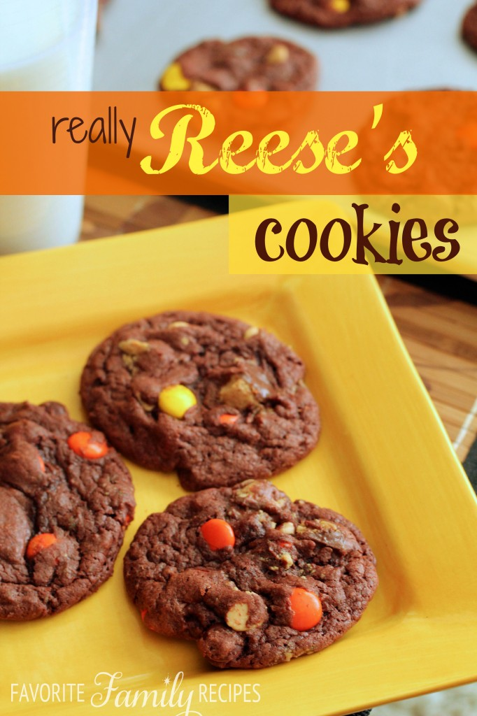 Really Reese's Cookies