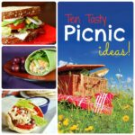 Feature Friday: 10 Tasty Picnic Ideas!