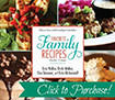 Favorite Family Recipes Book