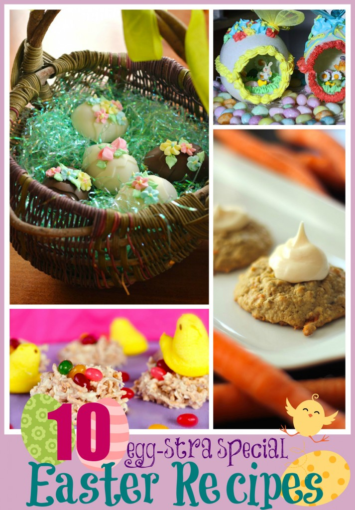 10 Egg-stra Special Easter Recipes