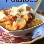 Roasted Red Caesar Potatoes