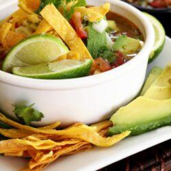 Cafe Rio Chicken Tortilla Soup Recipe