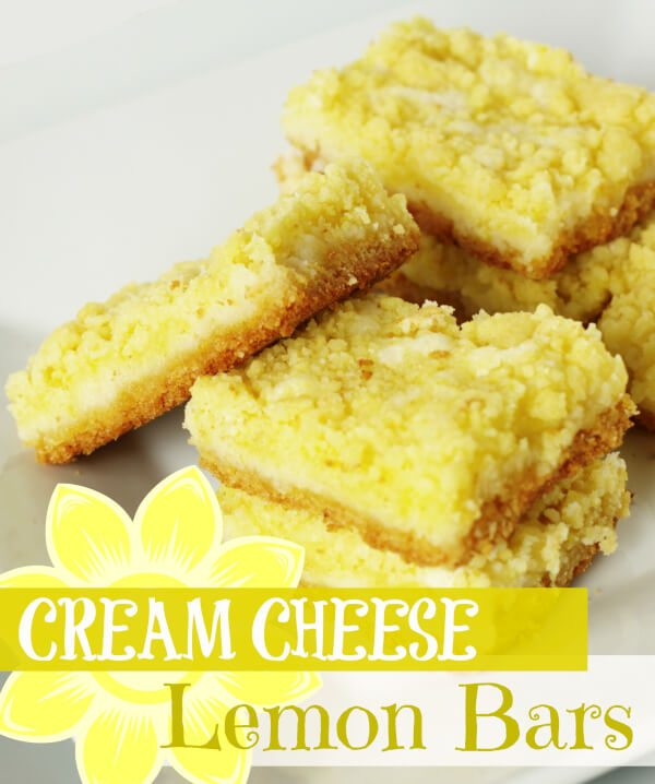 These cream cheese lemon bars are a true family favorite! My mom would ...