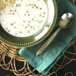 Basil and Sweet Pea Soup