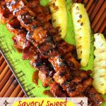 Asian Glazed Pork Kabobs