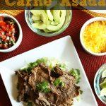 Grilled Carne Asada (and Carne Asada Burritos)