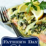 Father's Day Herb Salmon