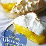 Mom's Lemon Meringue Pie