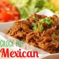 Mom's Crock Pot Mexican Shredded Beef
