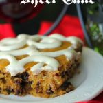 Chocolate Chip Pumpkin Sheet Cake
