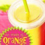 Our Version of Orange Julius
