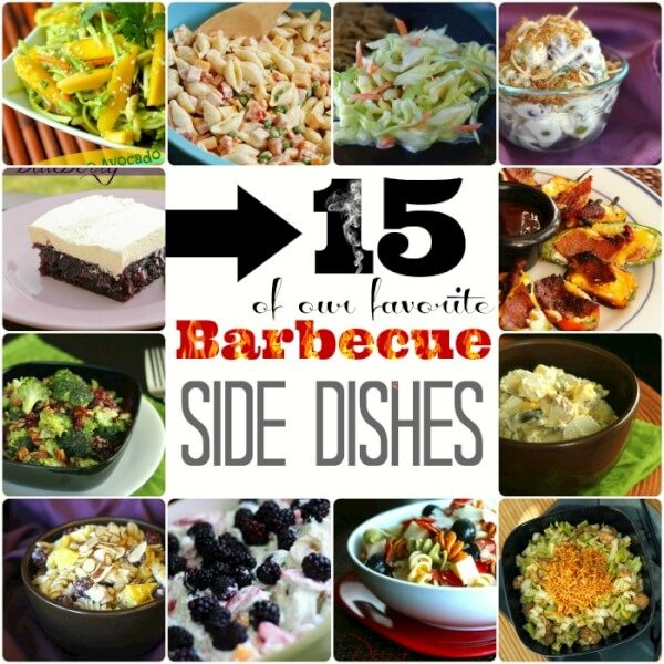 15 BBQ Side Dishes