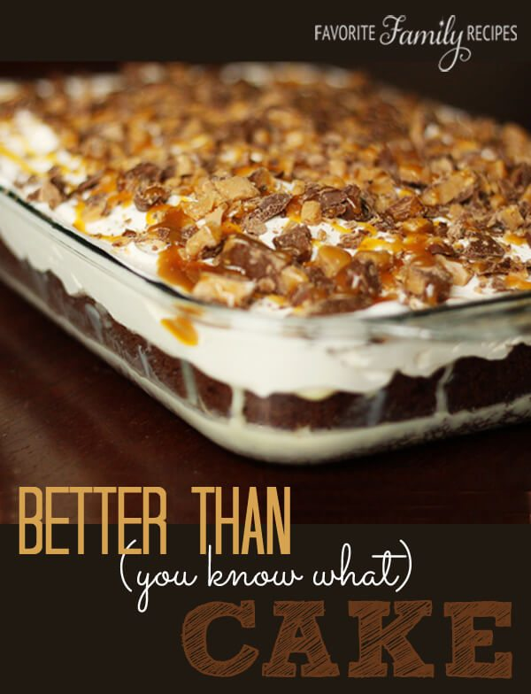 Better than (you know what) cake from FavFamilyRecipes.com