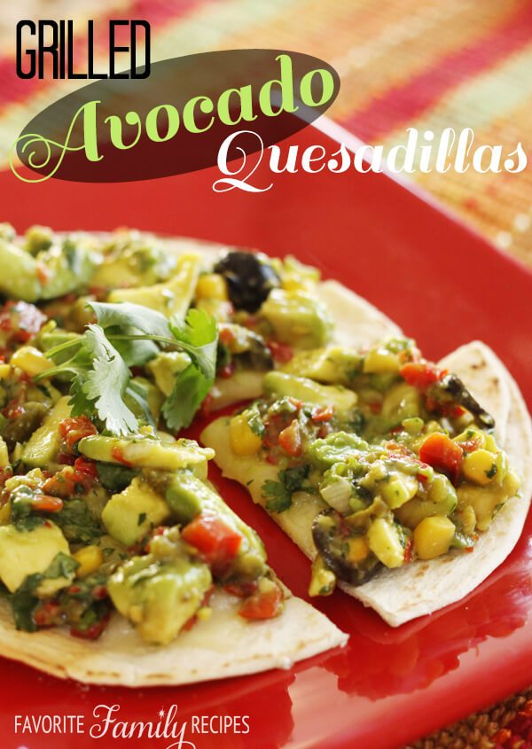 these avocado quesadillas are some of the best quesadillas i have ever