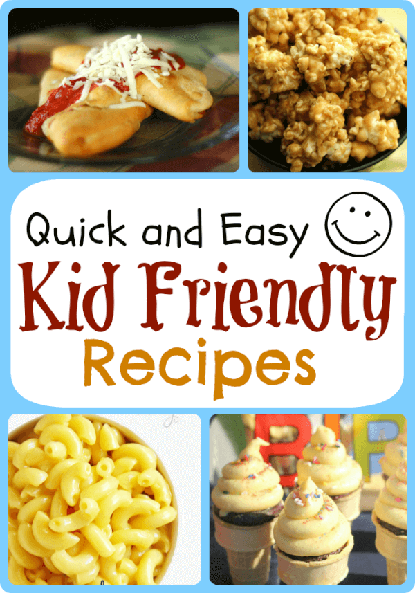 feature friday quick easy kid friendly recipes