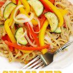 Summer Skillet Pasta