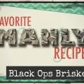 FMR Black Ops Brisket