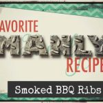 Feature Friday: Favorite Manly Recipes — Basic Rib Prep. & Smoked BBQ Ribs