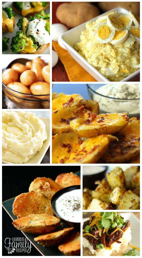 Our Favorite Potato Recipes