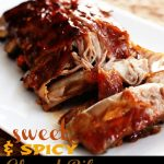 Sweet & Spicy Asian Glazed Ribs