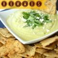 Basil Parmesan Hummus