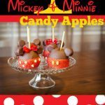 Mickey & Minnie Candy Apples from GetAwayToday.com