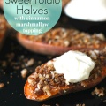 Sweet Potato Halves