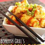 Bonefish Grill's Bang Bang Shrimp (or Chicken)