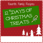 Twelve Days of Christmas Treats